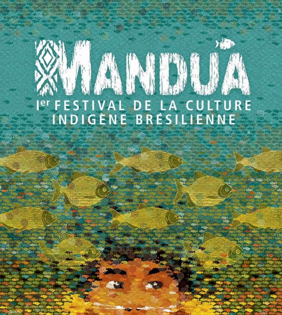 Festival de Cultura Indígena Brasileira - Paris - França